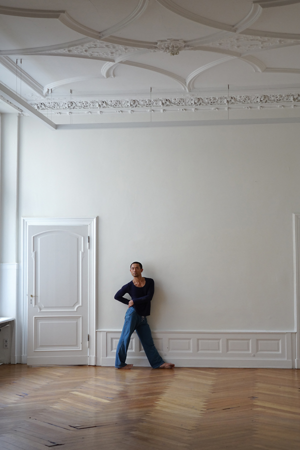 Musée de la danse: expo zéro at Foreign Affairs 2014 (c) Christopher Hewitt