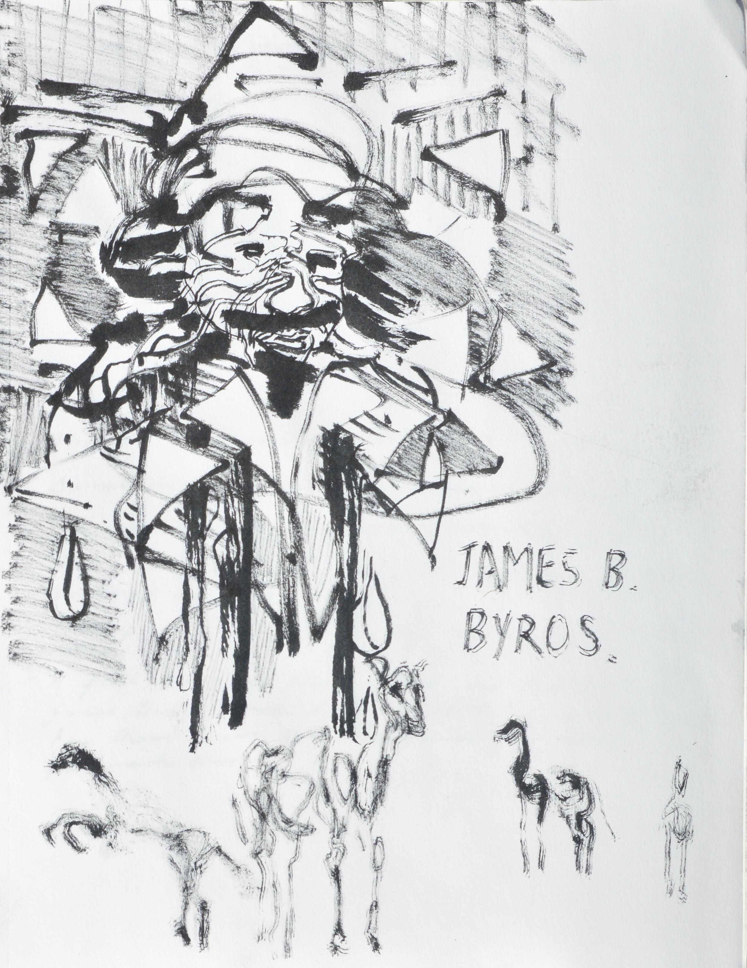 Sketchbook 2015 : Byros