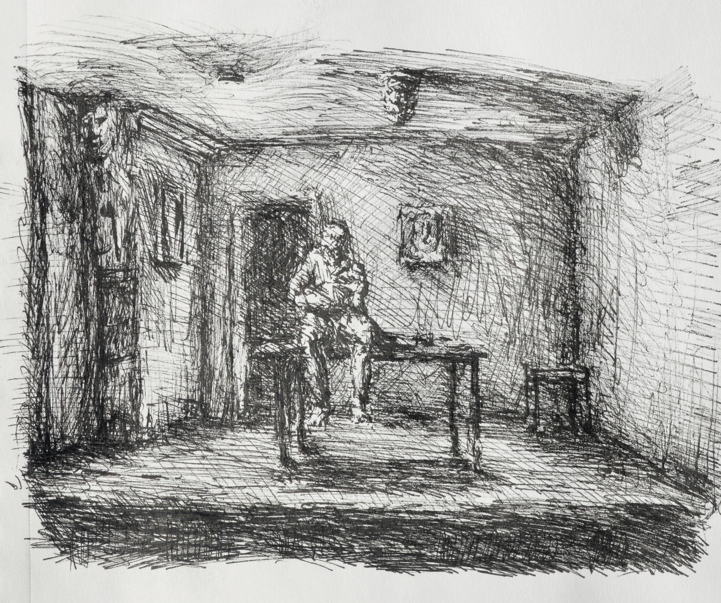 Sketchbook : Stage