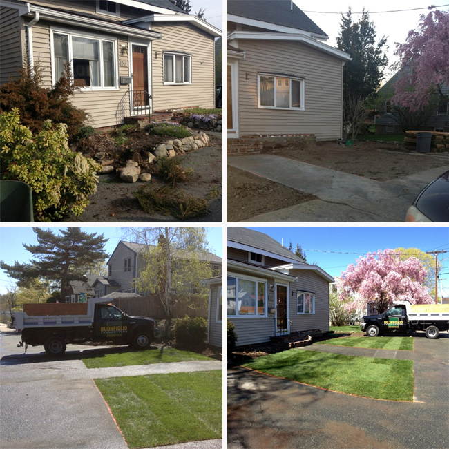 Spring Cleaning - Buonfiglio Landscaping
