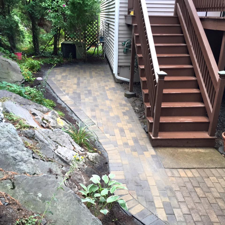 Buonfiglio Landscaping - Patio and Masonary Work