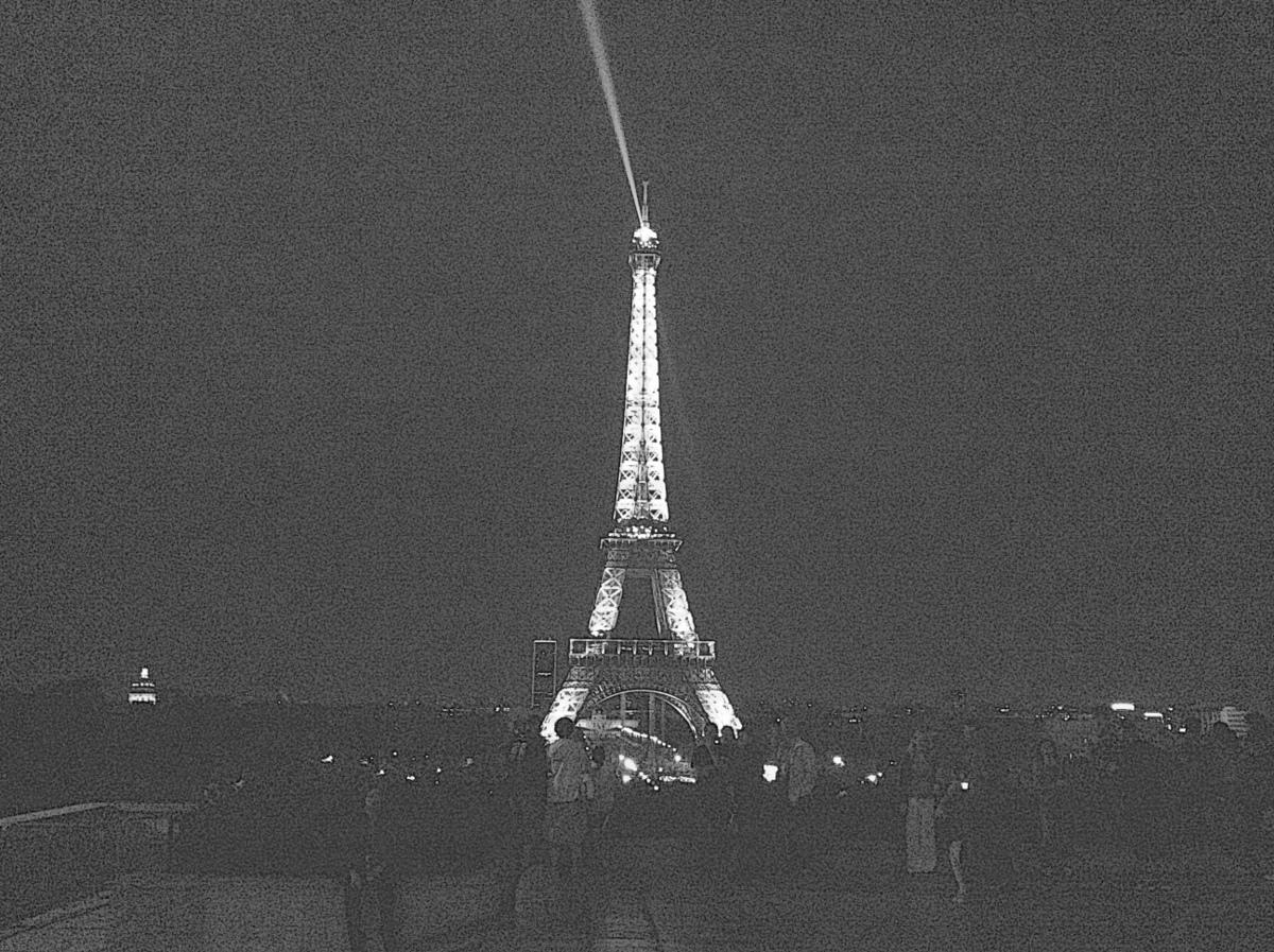 paris in twilight
