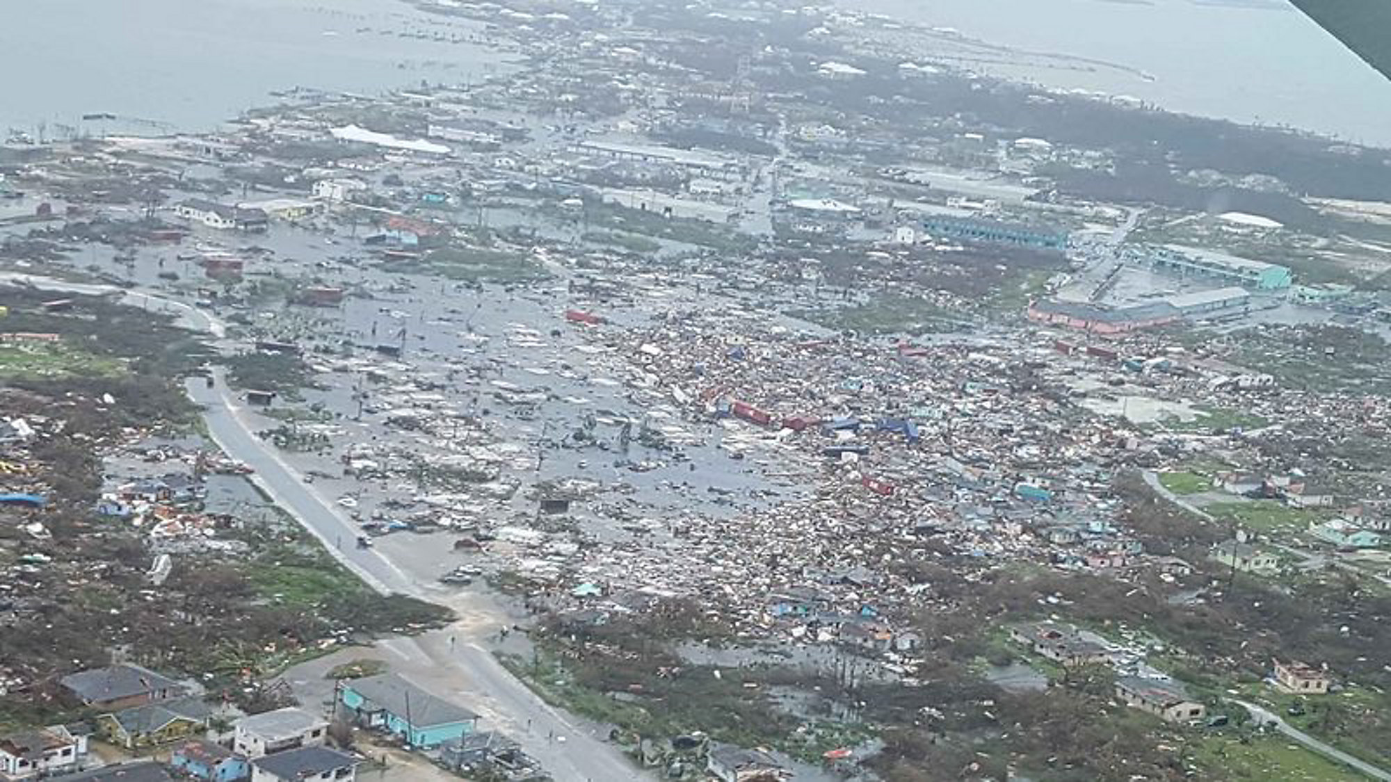 Send relief supplies to drop-off centers in South Florida - Click below to find aid organizations working on ways to transport the goods to Bahamas.