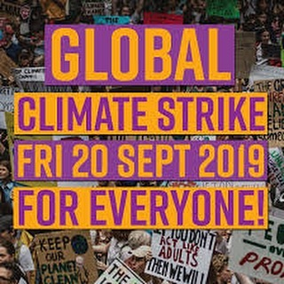 See you tomorrow. . #GlobalClimateStrike #ClimateEmergency #HurricaneDorian