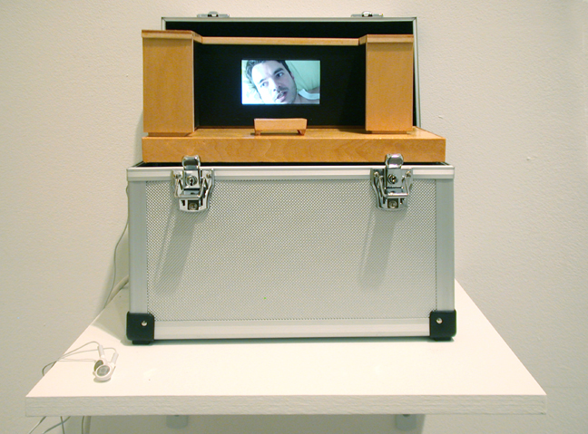 Video Lounge, Cyriaco Lopes,  REALDOLLAR, 2008.