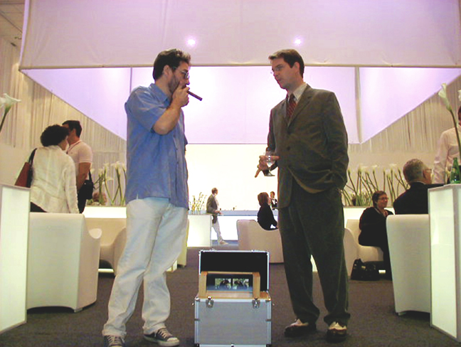High Art with Sergio Vega in Miami