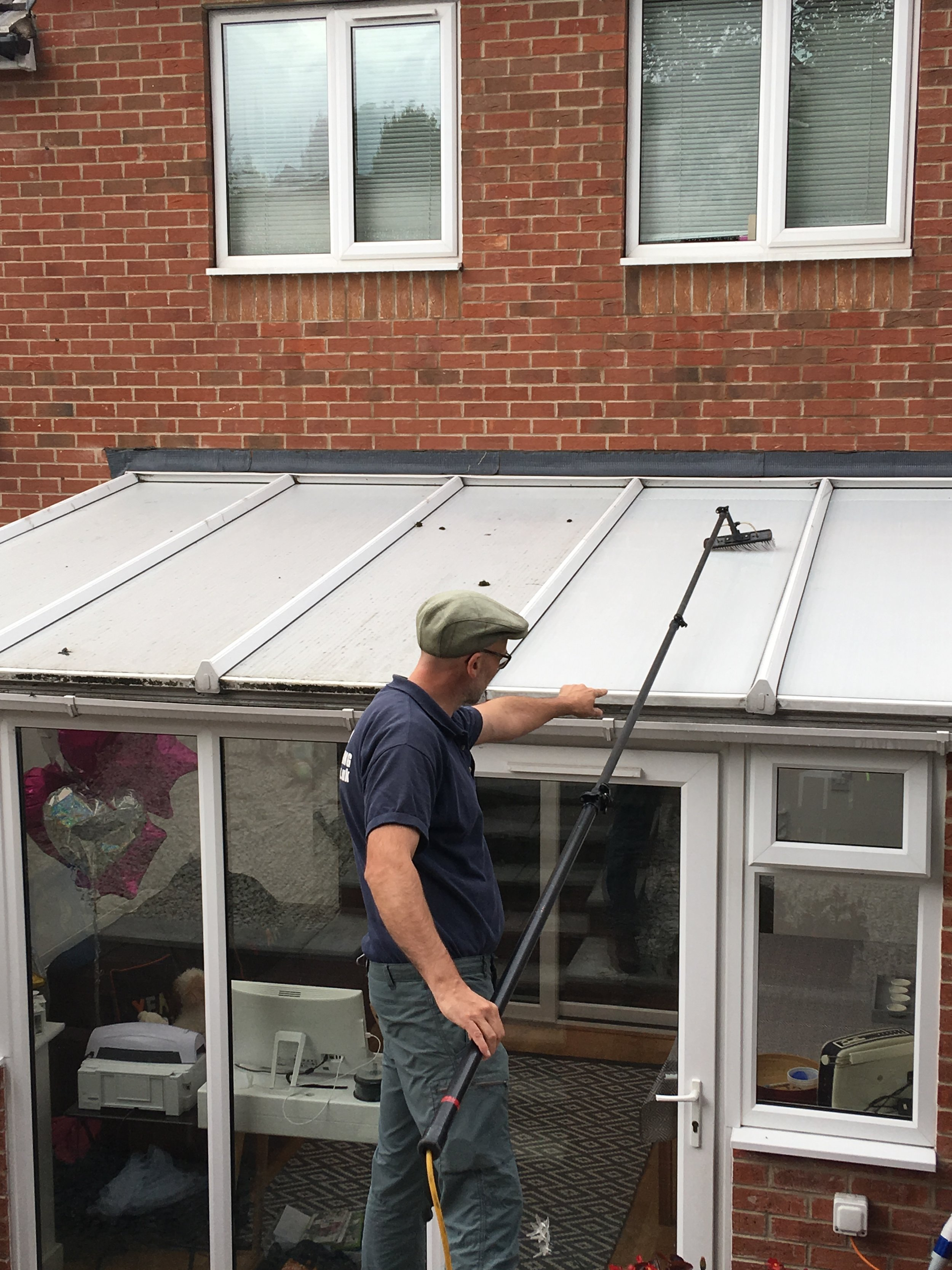 Conservatory roofs -