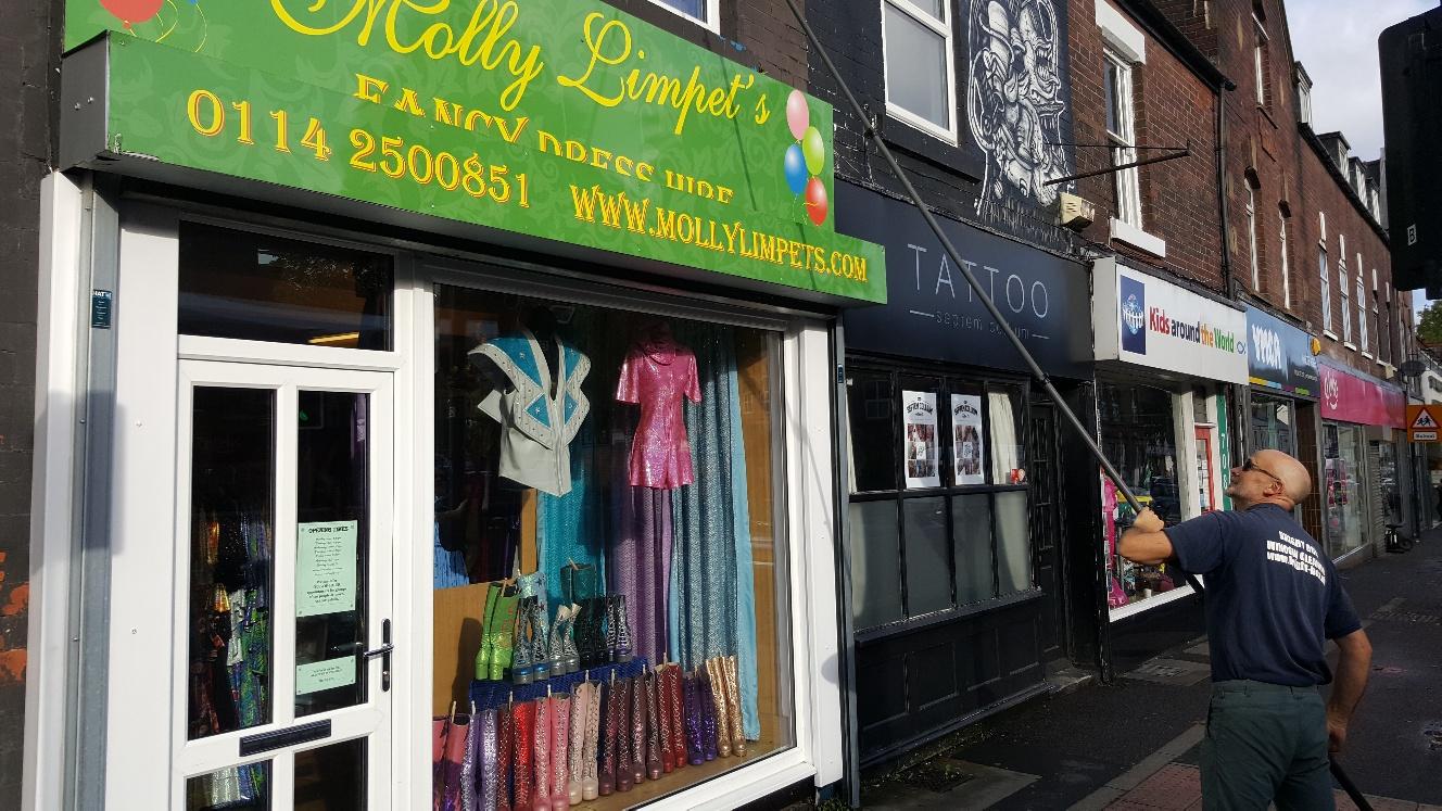 Shop front -