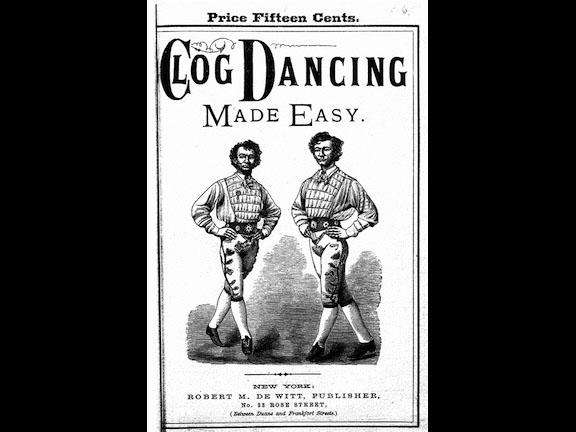 Clog Dancing Made Easy (1874)  Team Clogging