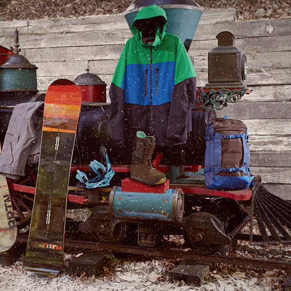 Burton Holiday Lookbook