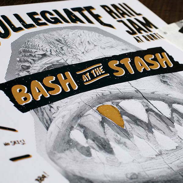 Bash At The Stash