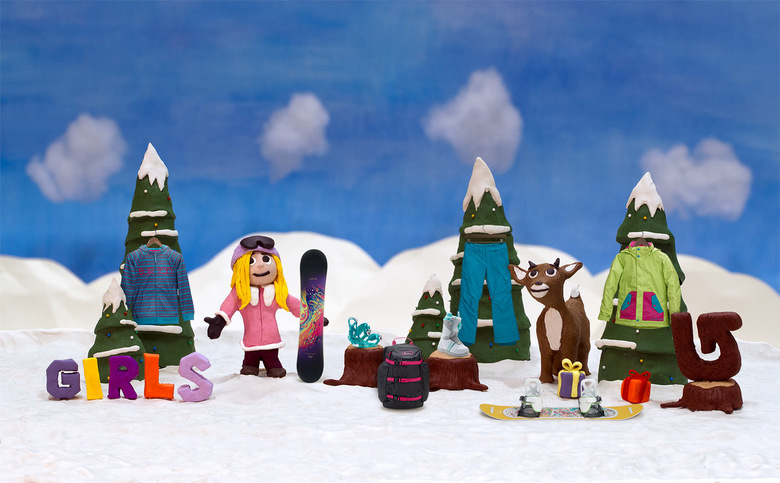 Burton Holiday 2014 Girls Product