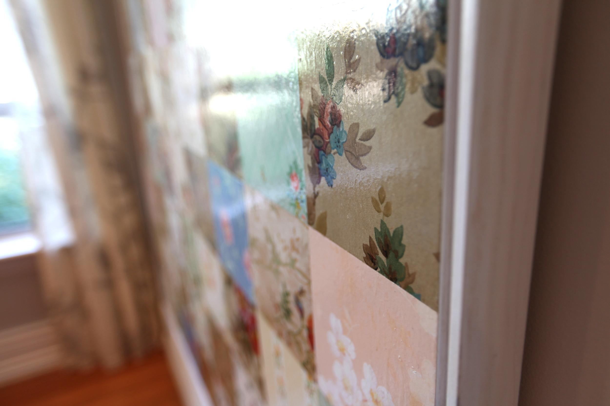 Varnish texture