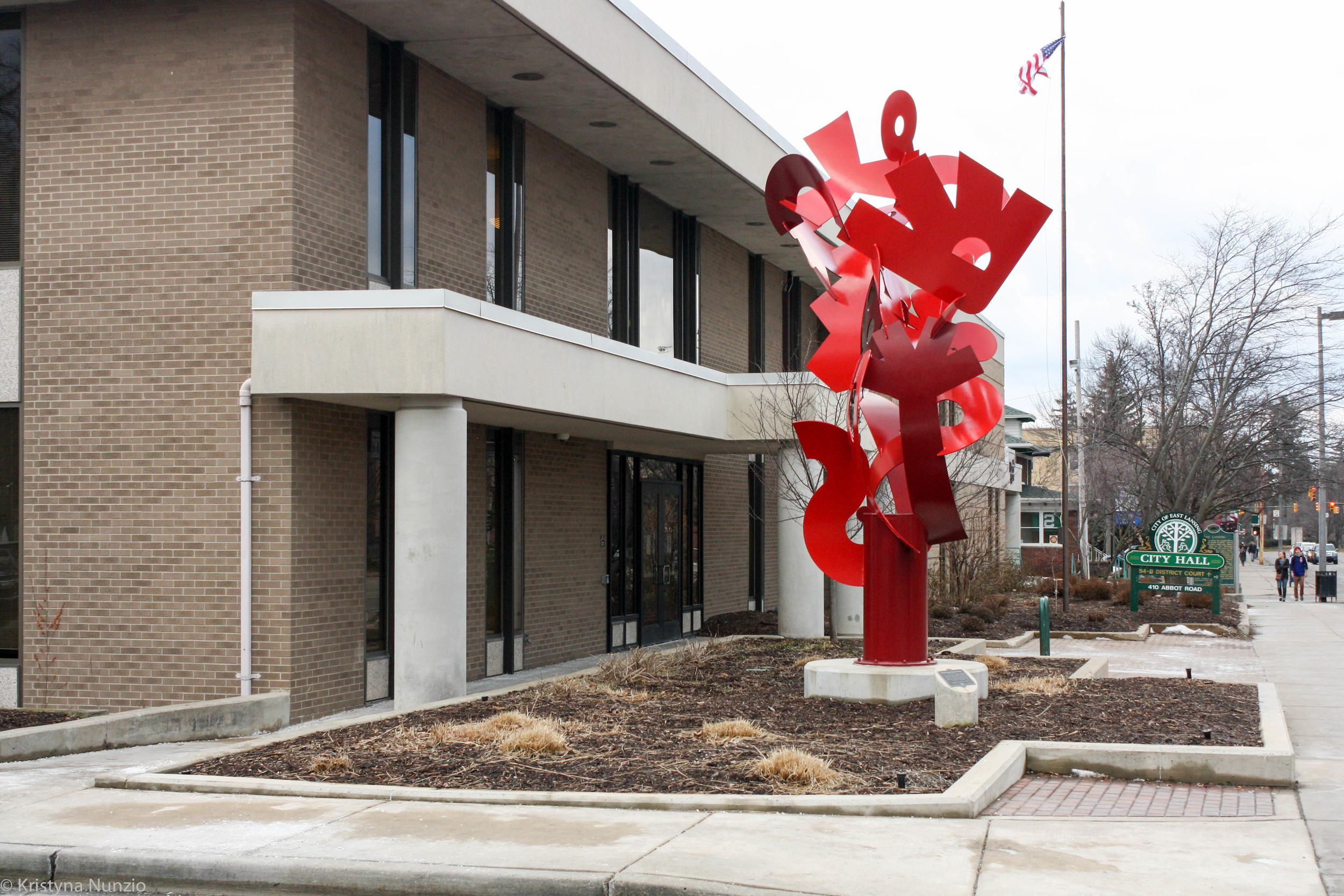 """""""54B District Courthouse in East Lansing"""""""