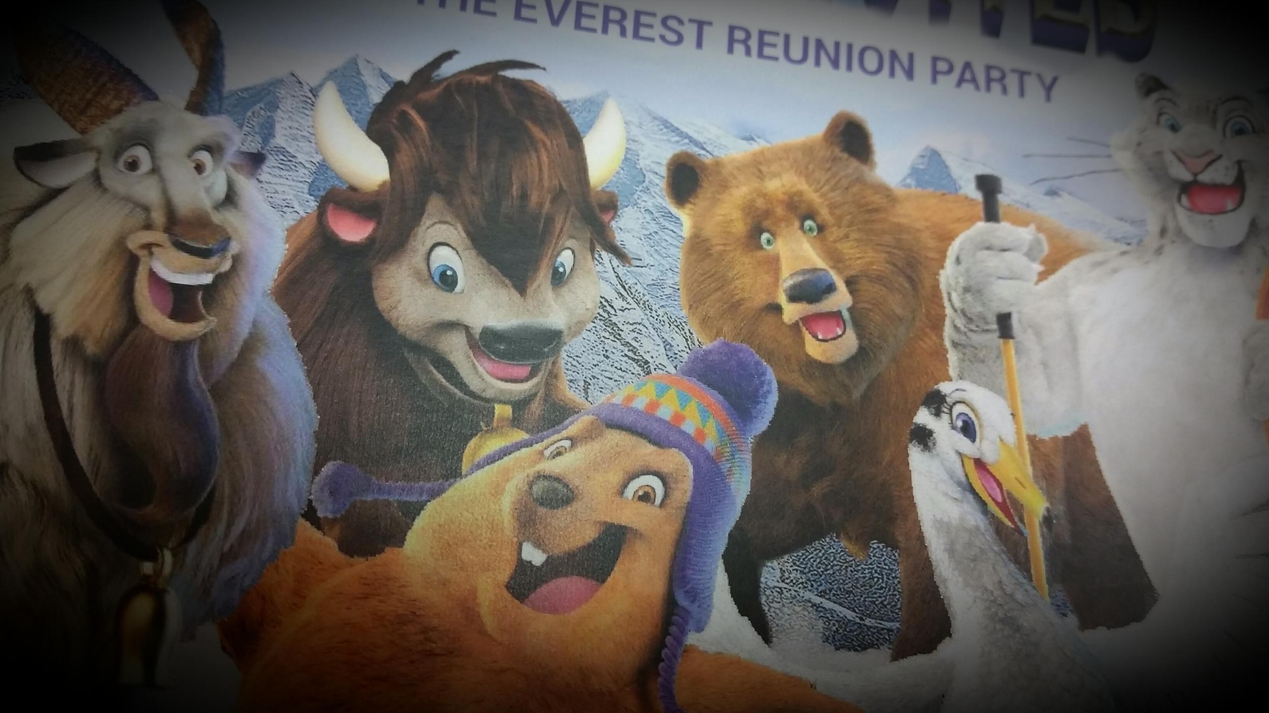 Everest Reunion Party Last Sunday