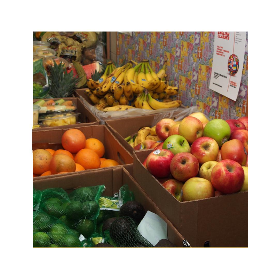 Food - Christian Cupboard Emergency Food Shelf