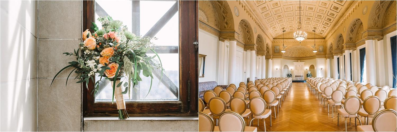 I will never get over Stambaugh Auditorium's ceremony room.