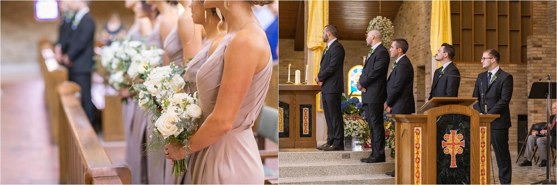 youngstown ohio wedding bridesmaids and groomsmen