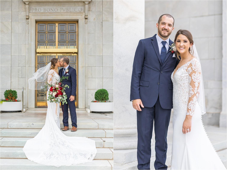 the butler institute of american art wedding photos