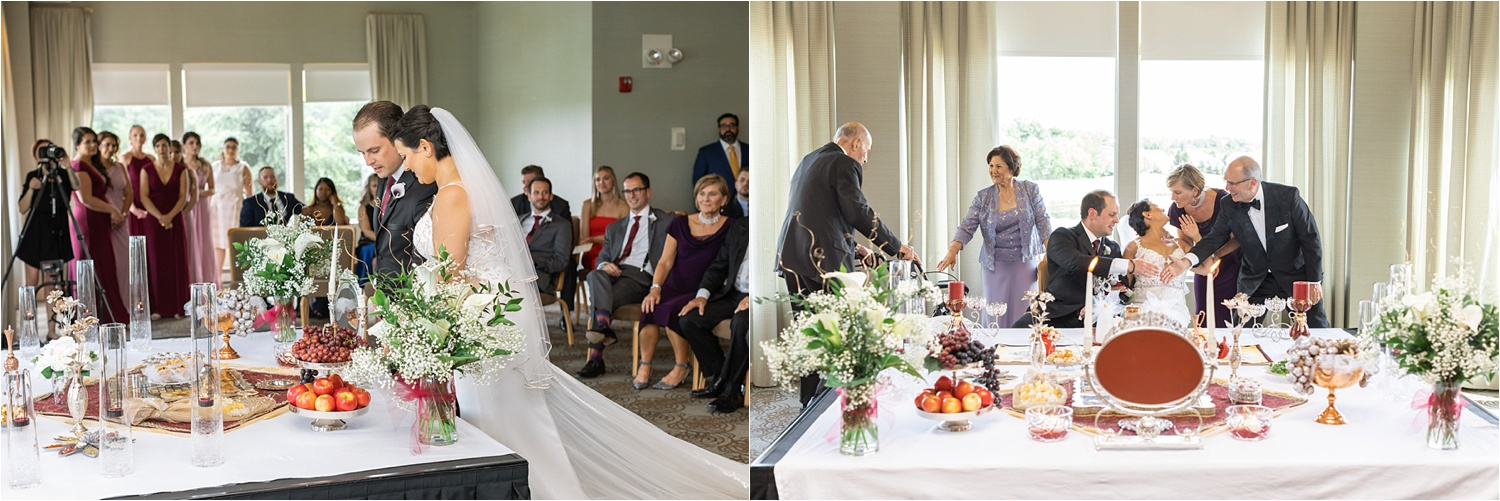 gorgeous persian american wedding at signature of solon