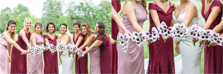 persian american bridesmaid photos at signature of solon