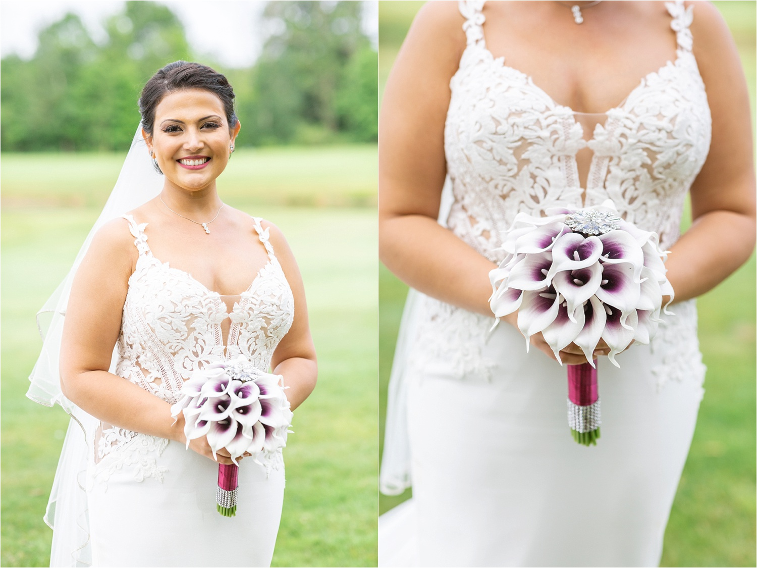 How gorgeous is Naghmeh in her  Enzoani  dress from  Radiant Bride ?!!!