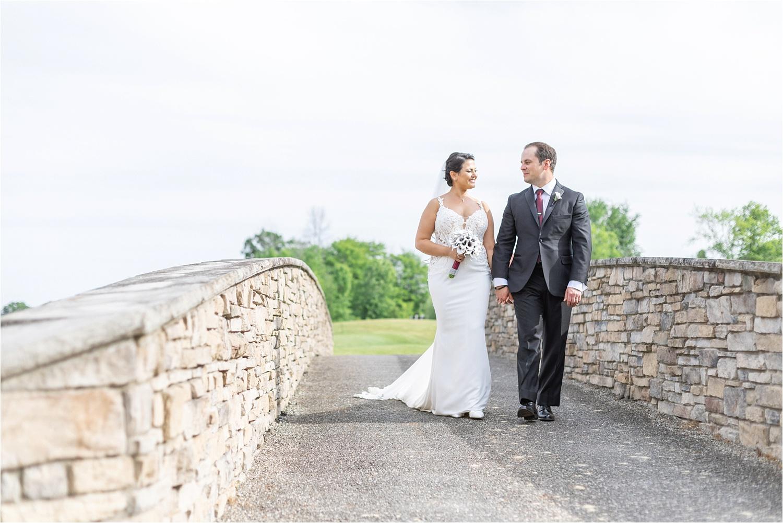 Loved this beautiful stone bridge!!