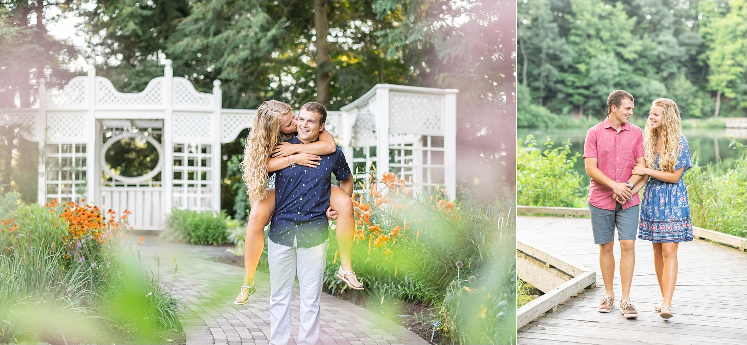 gorgeous light and airy fellows riverside gardens engagement photos july 2019