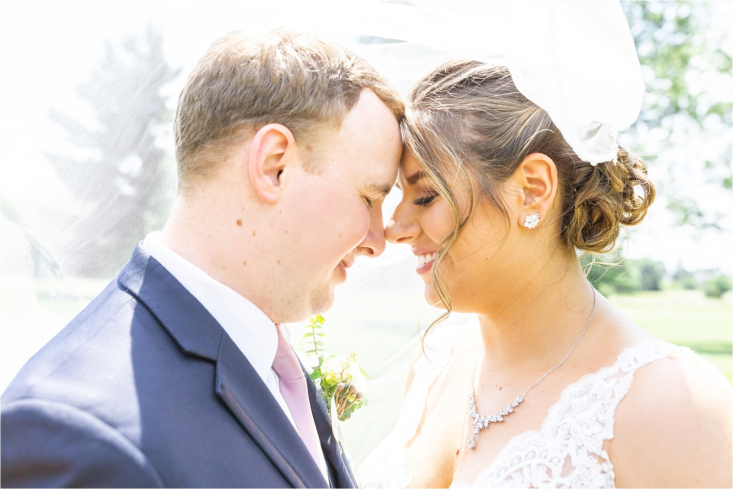 gorgeous bright and airy wedding photography at pine view acres