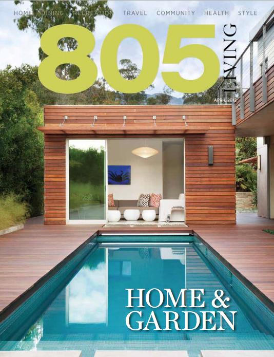 Jeff Shelton Architect in 805 Magazine