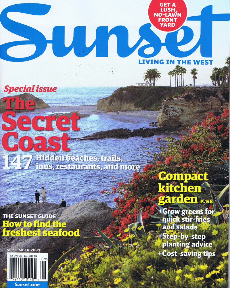 Jeff Shelton Architect in Sunset Magazine