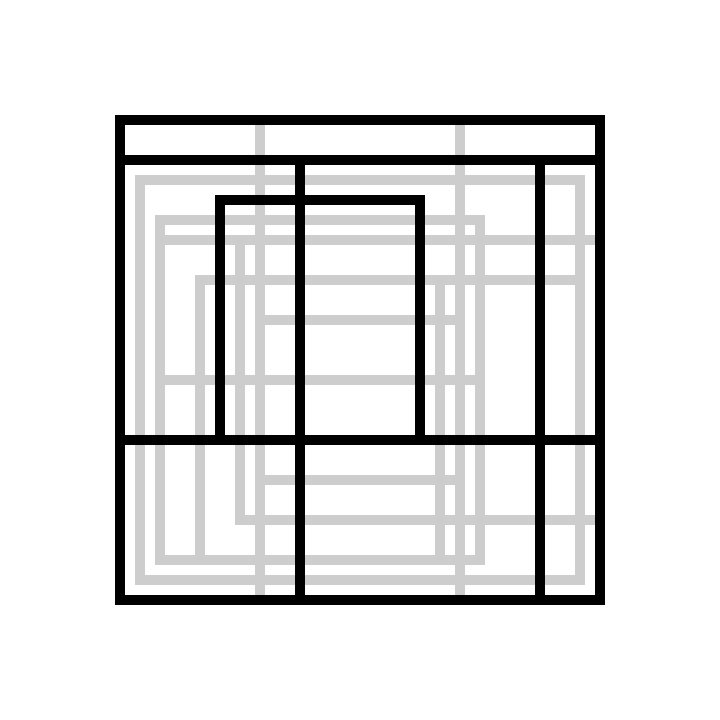 rectangle study 42