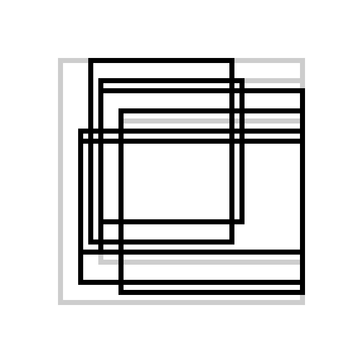 rectangle study 50