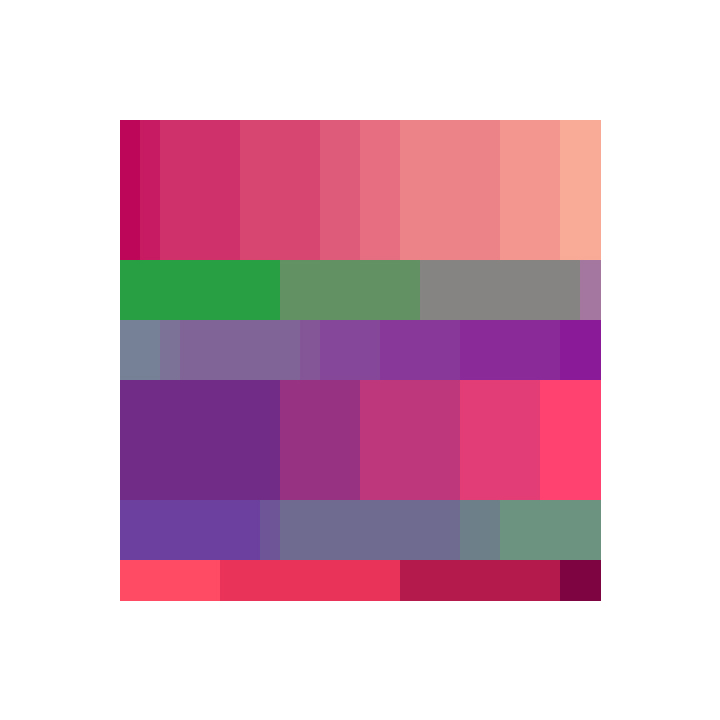 color palette 42