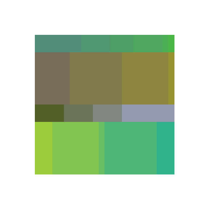 color palette 60