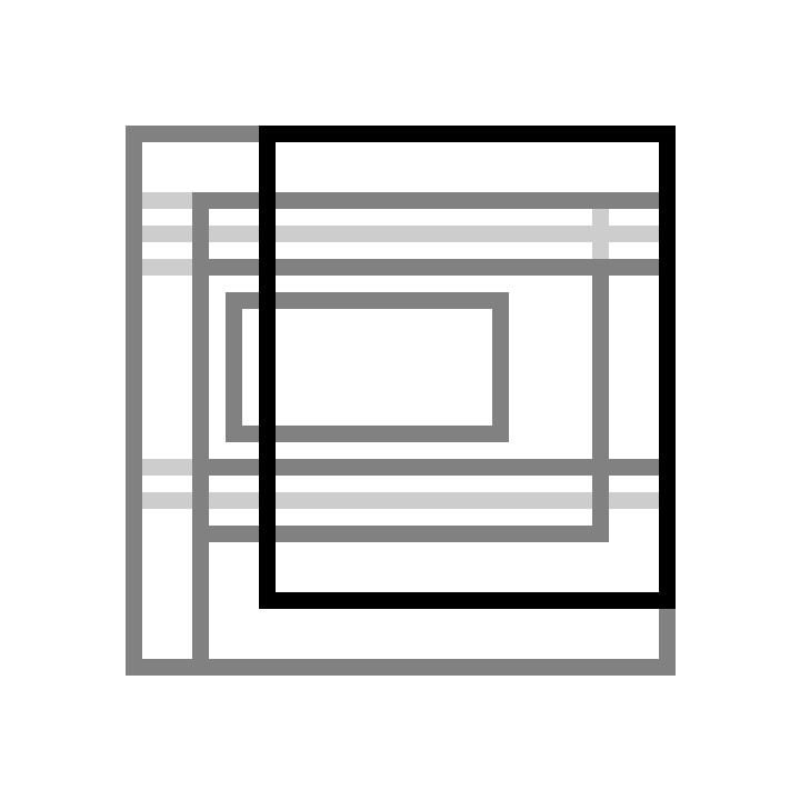rectangle study 27