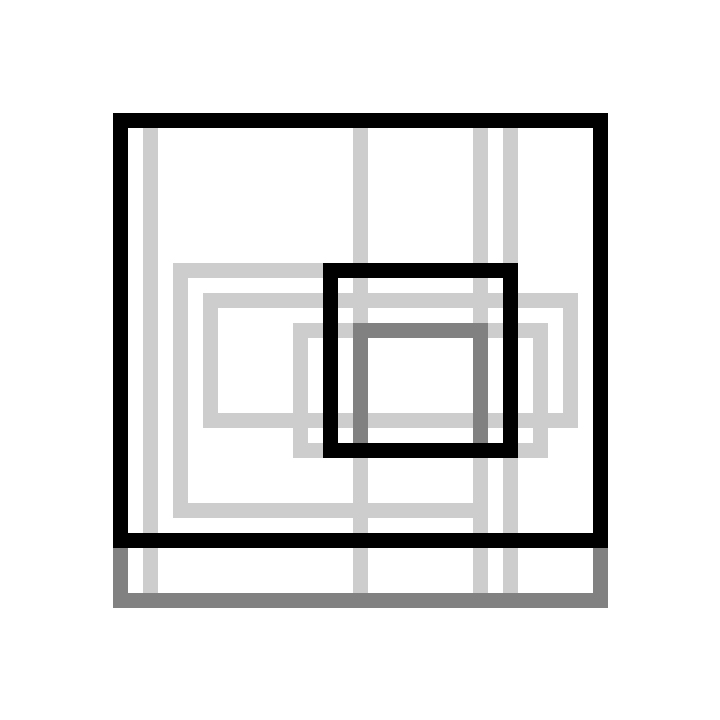 rectangle study 30