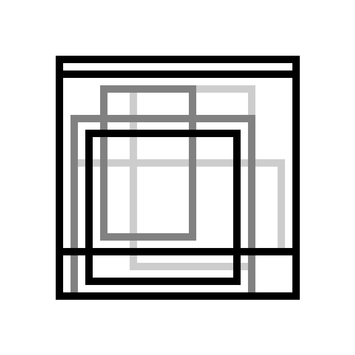 rectangle study 37
