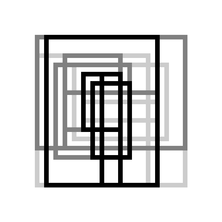 rectangle study 8