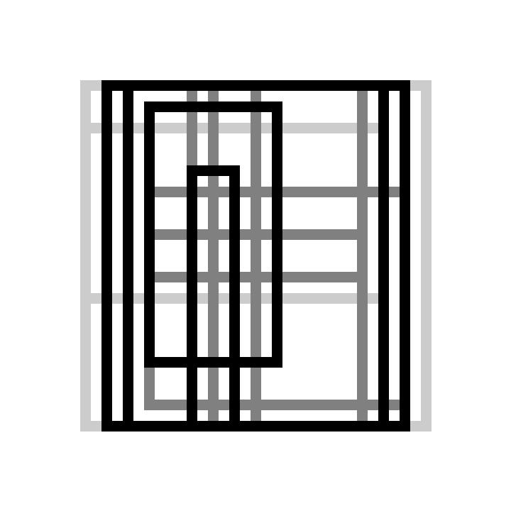 rectangle study 10