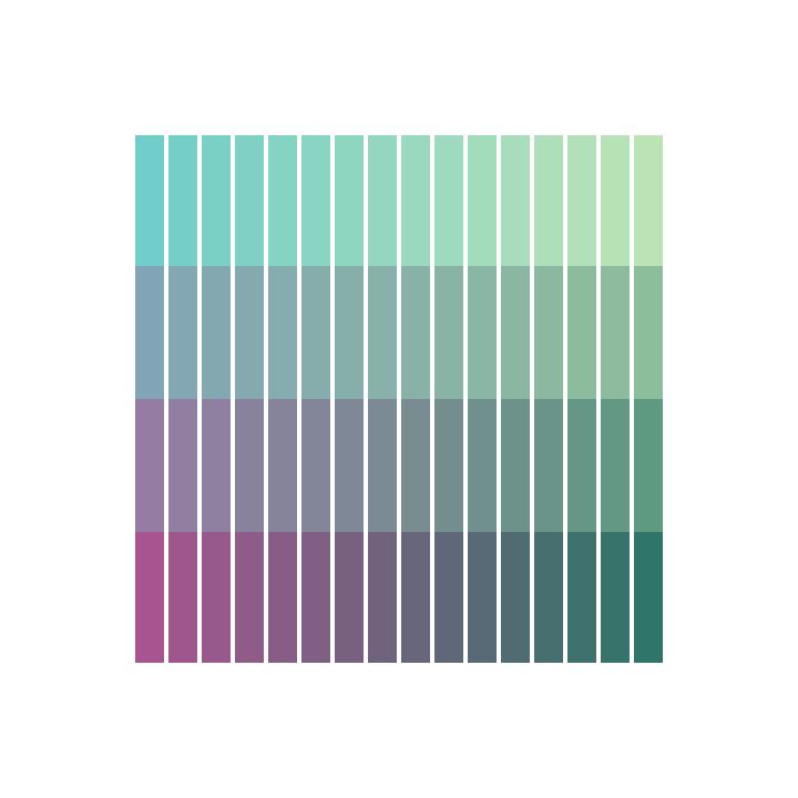 color palette 13
