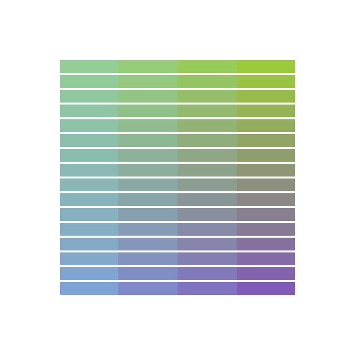 color palette 16
