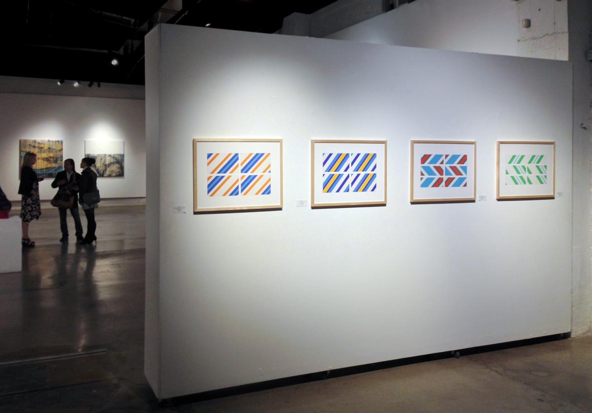 Ten: Modern Abstract