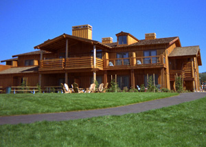 Costanoa Main Lodge
