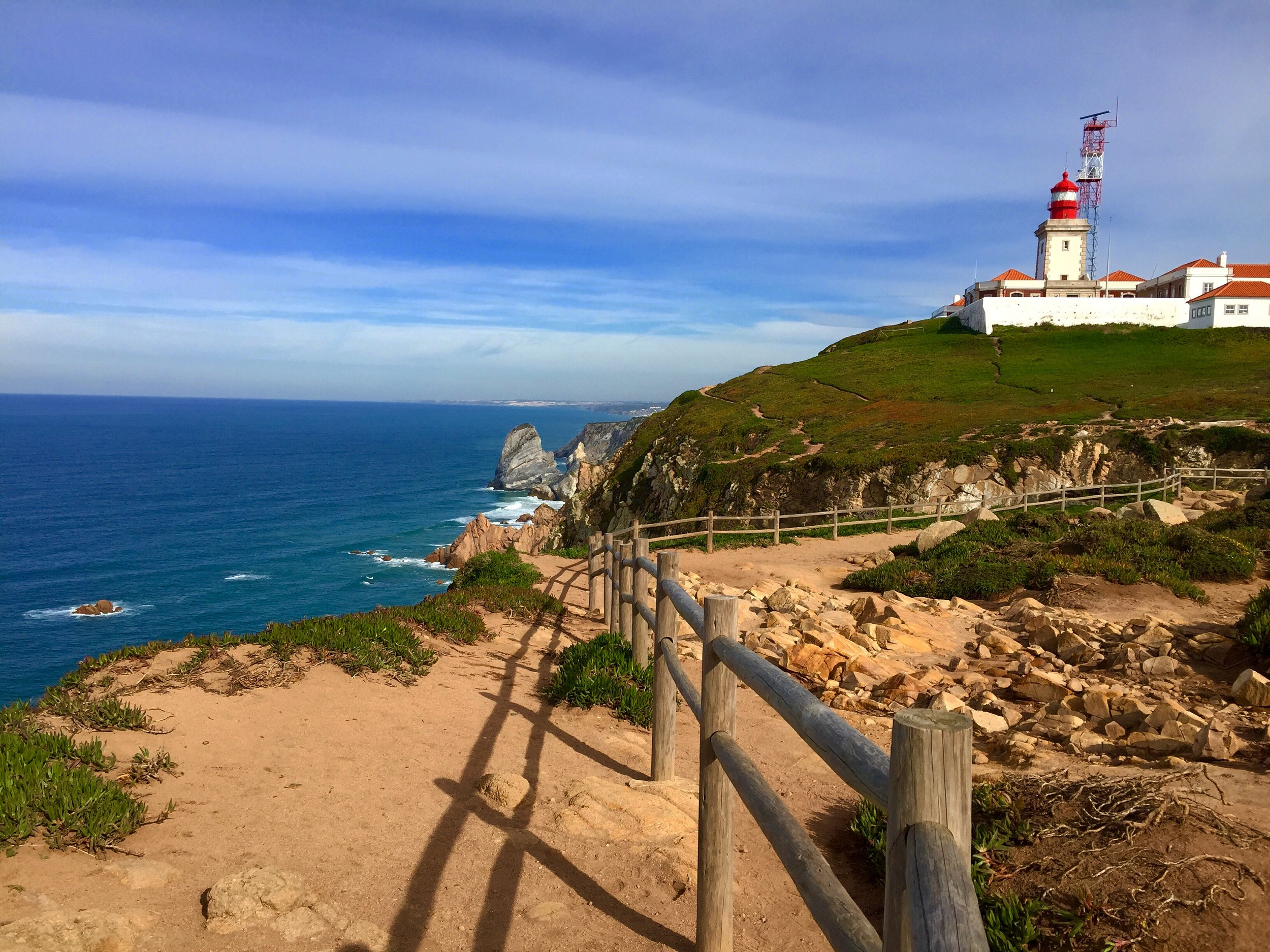 Westernmost point of Europe