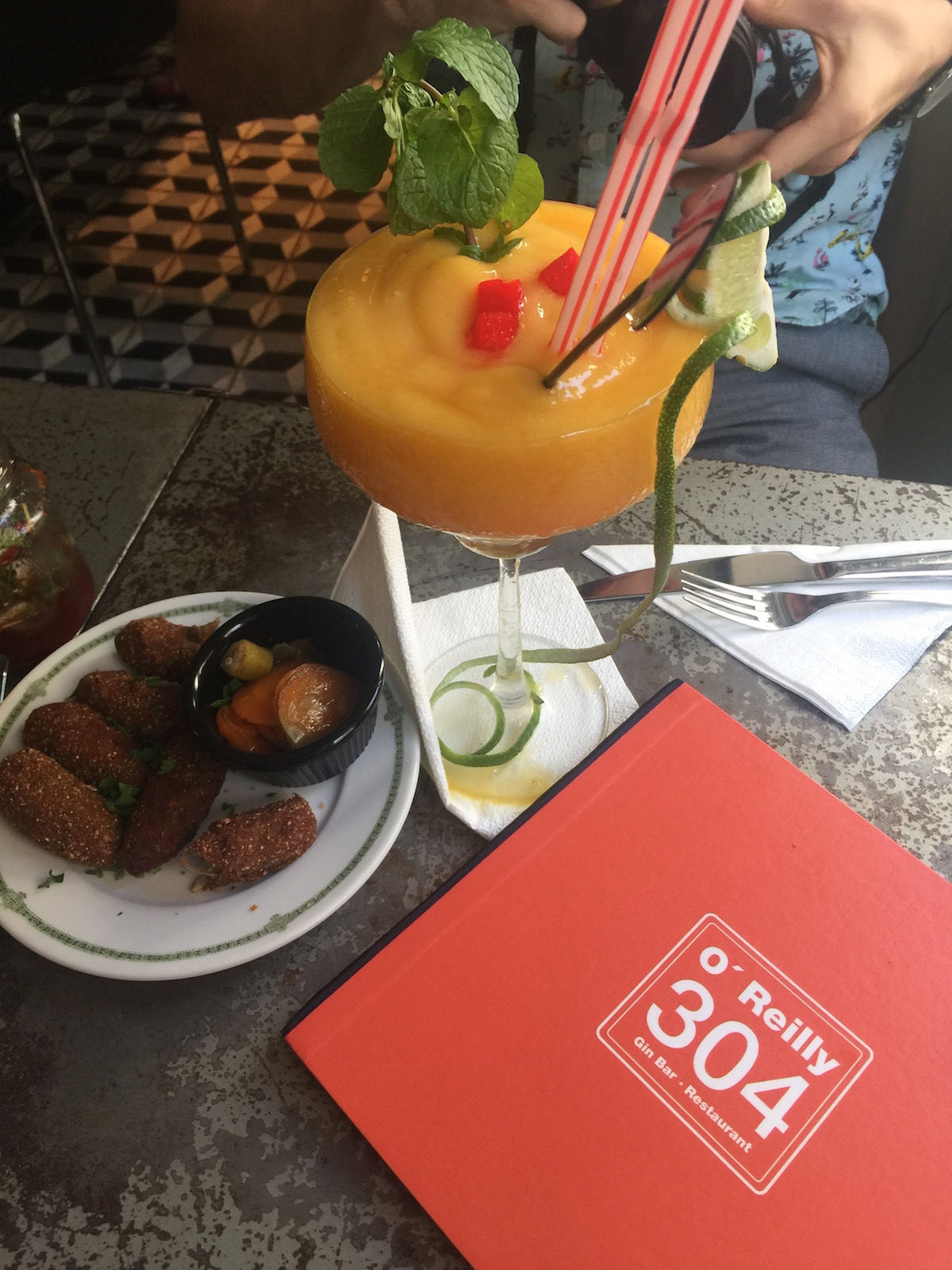 the food scene in cuba is exploding and you can enjoy many restaurants at low price points -  Tessa Juliette | http://travelwheretonext.com/cuba