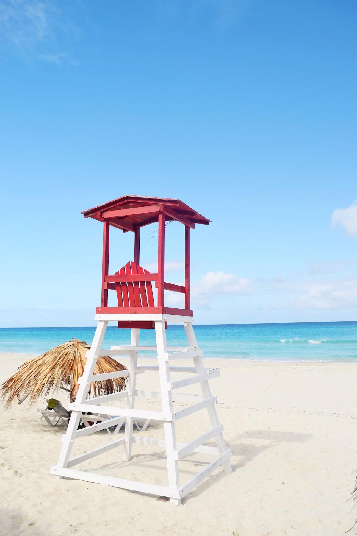 relax beach cuba varadero