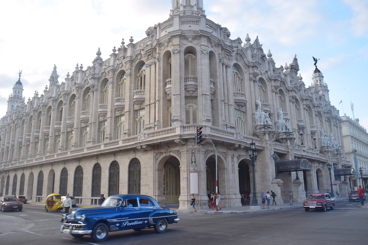 Enjoy a performance at the Grand Theater in Havana - the ballet company is one of the best in the world - Tessa Juliette | http://travelwheretonext.com