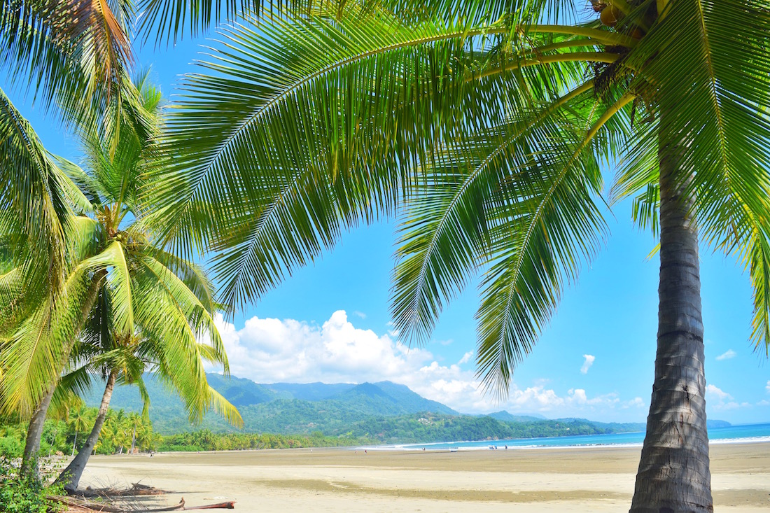 The beaches in costa rica are one of the best.  Tessa Juliette | Travel Where to Next http://travelwheretonext.com