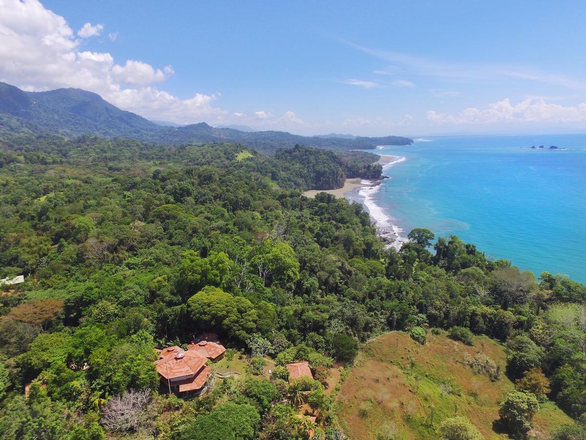 La Cusinga grounds Costa Rica